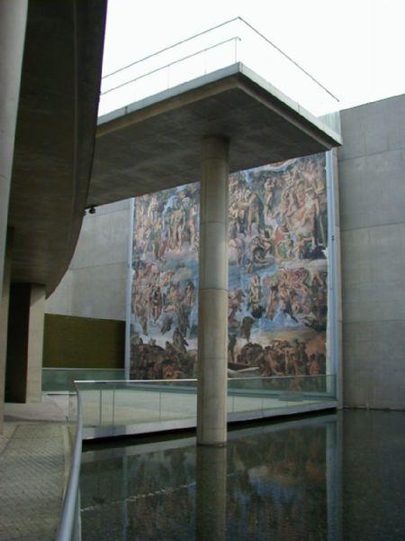 建築見学。京都 2002/3 その2