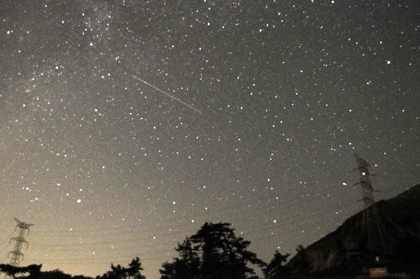 流星群を見るなら伊吹山