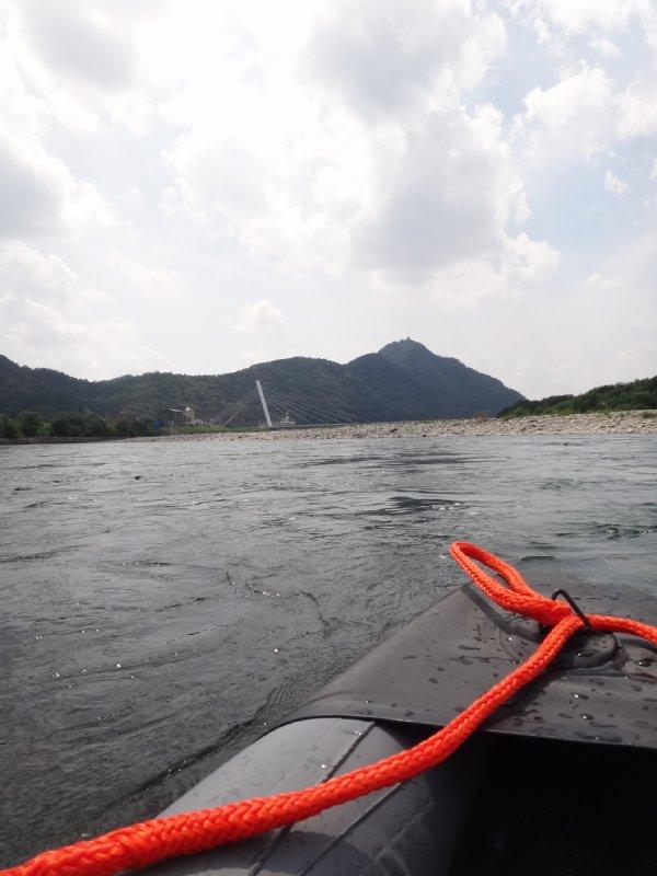 ダウンリバー 長良川