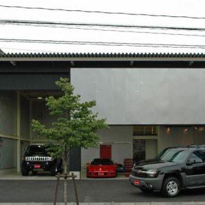 アイキャッチ samgarage 自動車修理工場 岐阜市