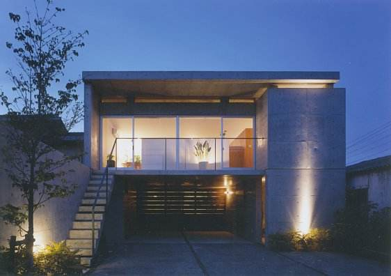 都市景観賞。「七郷の家」