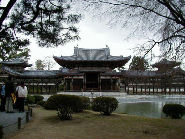 建築見学。京都 2002/3 その1