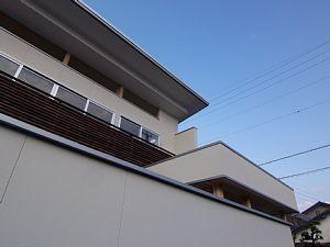 現場。「桜ケ丘の家」