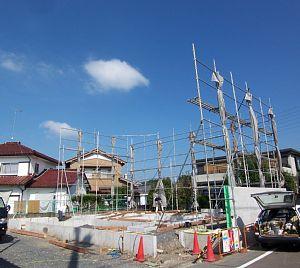 建方。「桜ケ丘の家」