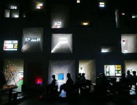 「ル・コルビュジエ 光の遺産」展。