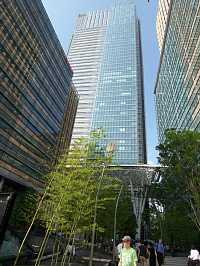 東京ミッドタウン。