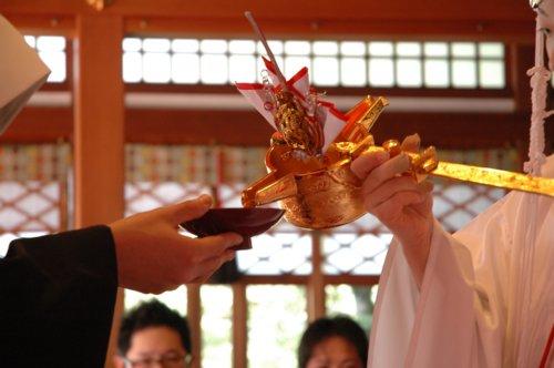 おめでとう♪弟の結婚