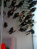 豊田市美術館。