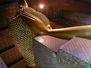 バンコク ワット・ポー 仏像