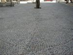 スペイン チンチョン 石畳
