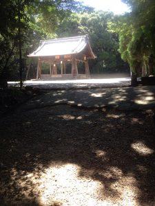 桶狭間神明神社