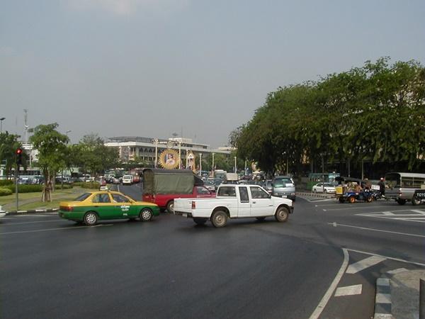 bangkok再び マレー半島ひとり旅