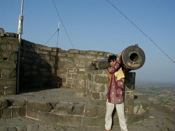 dauratabad インドひとり旅