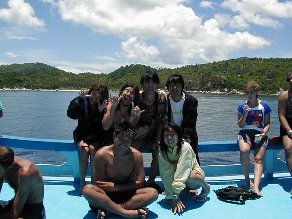 Tao その2 マレー半島ひとり旅