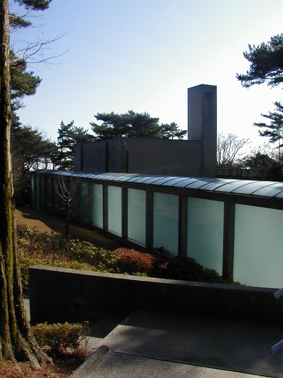 建築見学のページ