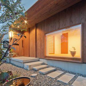 FrameWork設計事務所 アンドの家