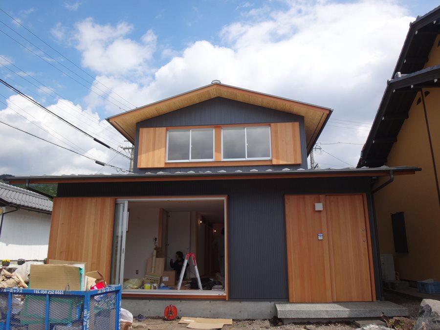 FrameWork設計事務所 畳リビングのある家 外観