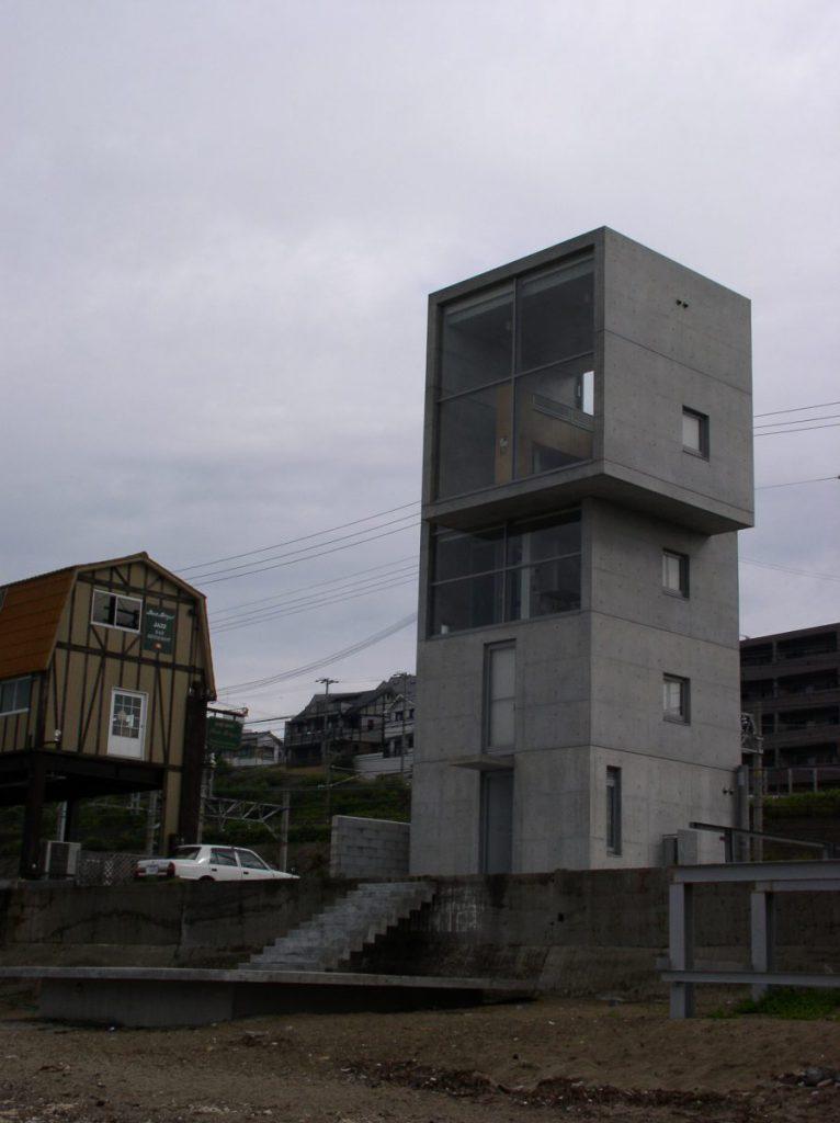 4m×4mの家 安藤忠雄