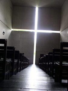 光の教会 日本キリスト教団 茨木春日丘教会 安藤忠雄