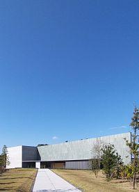 四国建築旅行 建築家 谷口吉生さん設計 香川県立東山魁夷せとうち美術館