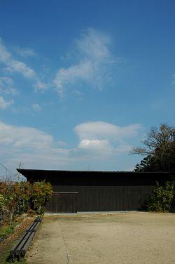 建築家 安藤忠雄さん設計 家プロジェクト 南寺 木造です
