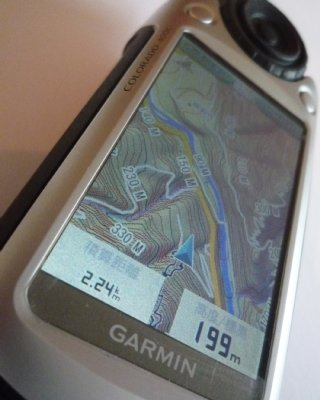 garmin colorado 山用GPS