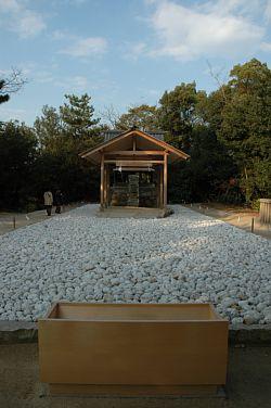 護王神社 設計 杉本博司