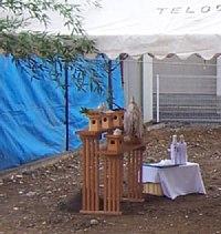 岐阜のFrameWork設計事務所の物件「上土居の家」の地鎮祭を行いました