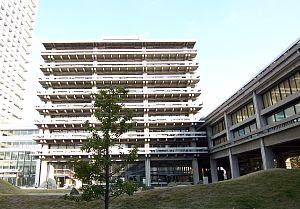 四国建築旅行 香川県庁舎 (旧:本館 現:東館) 設計 建築家 丹下健三 重厚感たっぷり