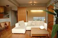 岐阜 FrameWork設計事務所 七郷の家 リビングの奥には和室があります