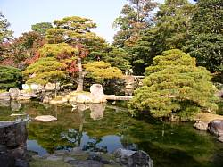 建築見学 京都 皇室関連施設 桂離宮 庭