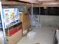 岐阜 FrameWork設計事務所 七郷の家 和室 畳の下 収納になってます