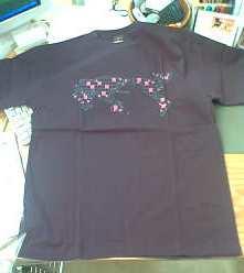 Tシャツのおもて