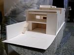 岐阜 七郷の家 模型